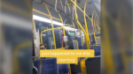 The man who was the target of a racist rant aboard a Metro Vancouver bus Friday morning says he recorded the incident on video because he was afraid of what his verbal assailant might do.