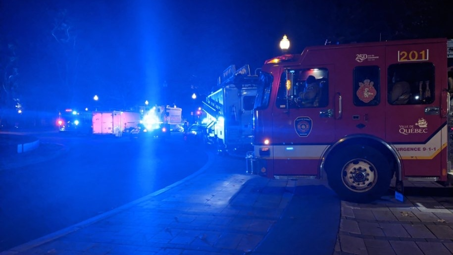 Quebec City stabbing