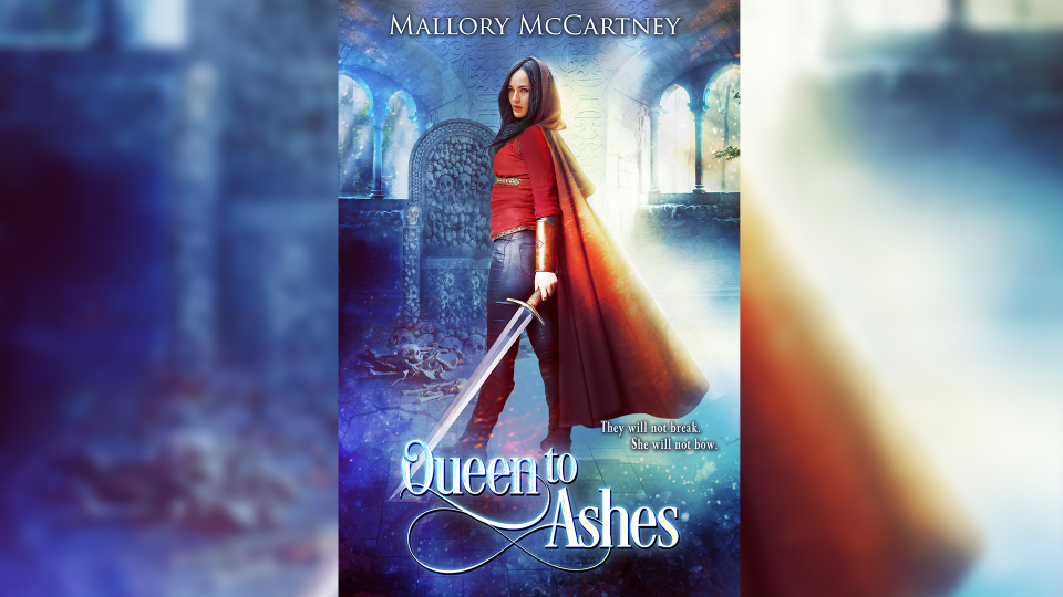 Mallory McCartney's book, Queen to Ashes (Source: Mallory McCartney)