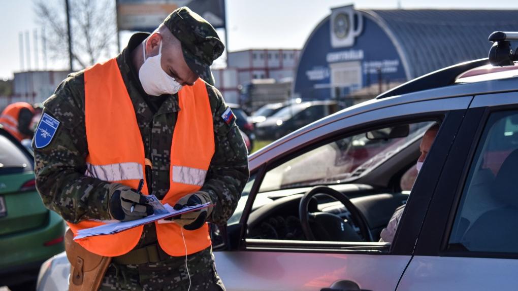 Slovakia Launches a National Rapid-Fire Testing Program for the Coronavirus