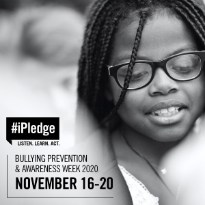 Bullying Prevention Week