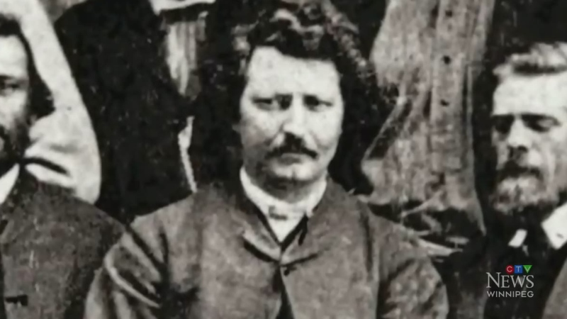 Groups seeks to clear Louis Riel's name