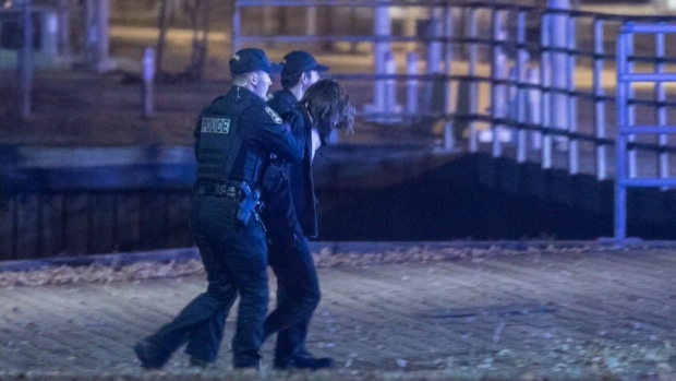 Suspect in Quebec City Halloween sword attack to reappear in court on Tuesday