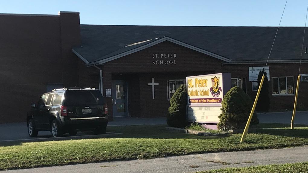 St. Peter catholic elementary school