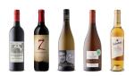 Rustenberg John X Merriman 2016, 7 Deadly Zins Old Vine Zinfandel 2017, Tawse Cuddy Chardonnay 2014, Santa Alicia Gran Reserva de Los Andes Chardonnay 2019, Nederburg The Winemasters Noble Late Harvest 2018