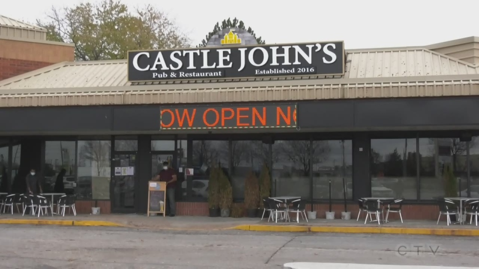 Castle John Pub and Restaurant