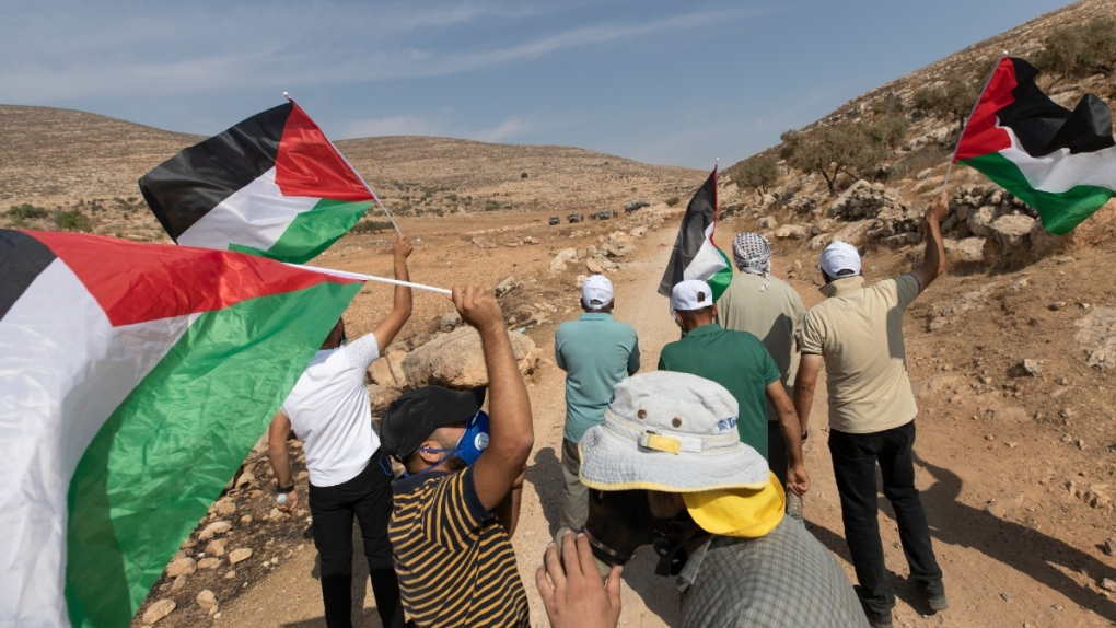 West Bank witnessing largest demolition in years by Israel