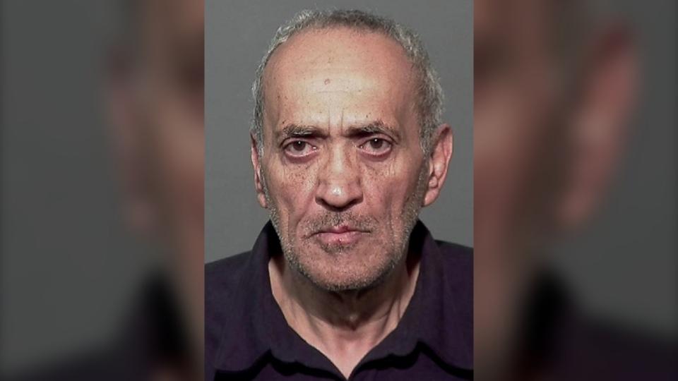 Mosque break-in suspect