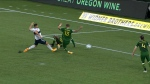 Whitecaps try to finish strong