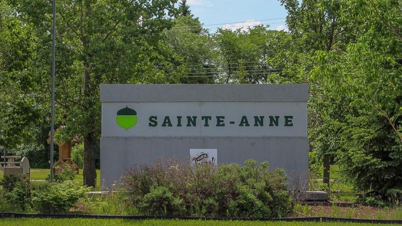 (Source: Town of Sainte-Anne website)