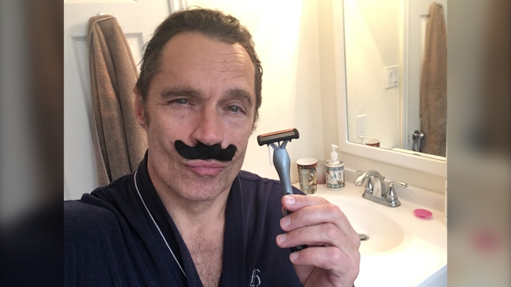 KC Colby Movember