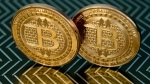 The world's most popular cryptocurrency has gained over 30 per cent in value in almost three weeks. (AFP)