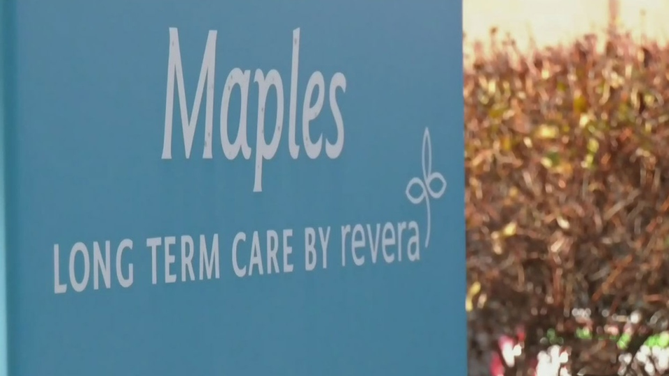 Families speak out about Maples care home