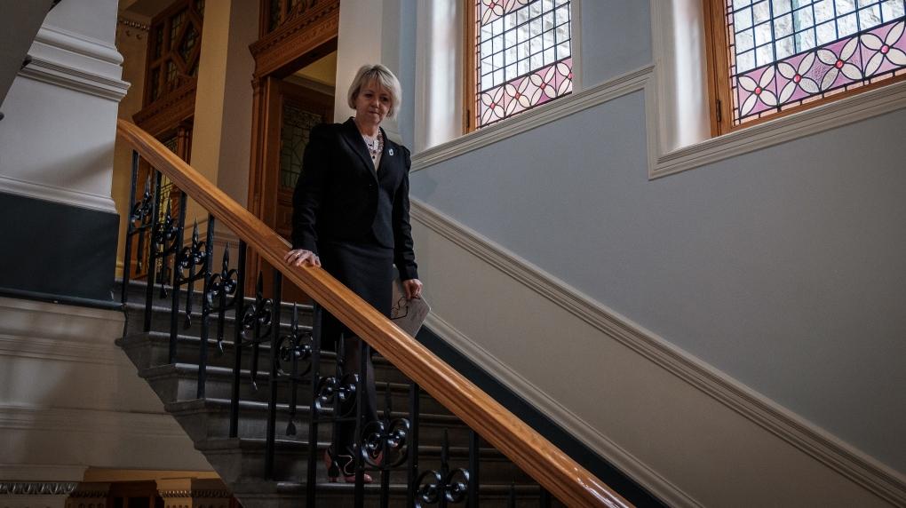 Dr. Bonnie Henry