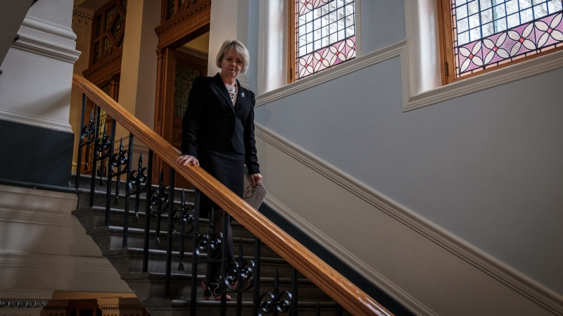 B.C.'s provincial health officer, Dr. Bonnie Henry. (Province of BC/Flickr)