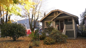 A Vancouver heritage home is being given away for free, but the new owners will have to pay to move it.