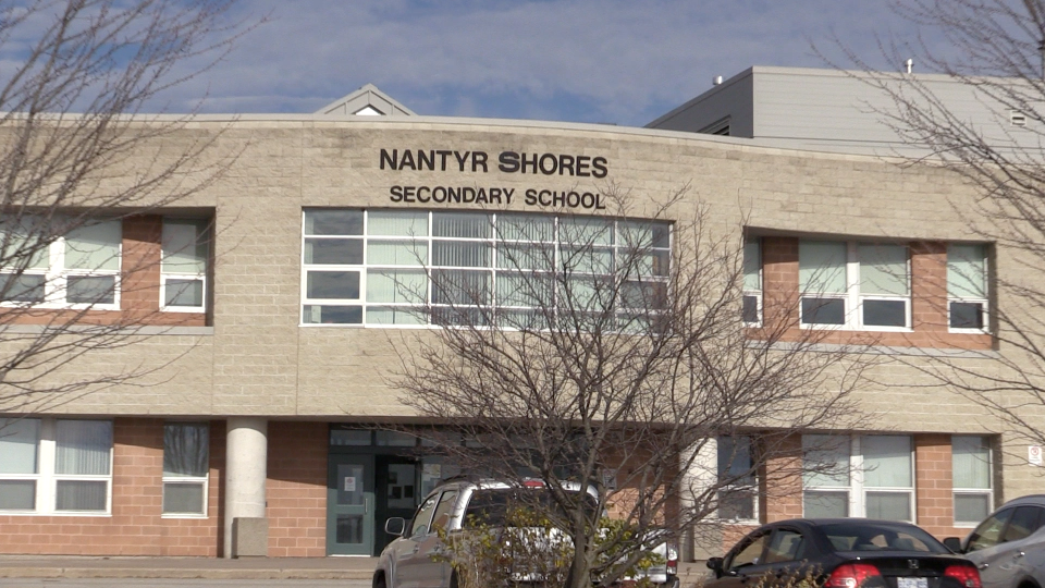 Nantyr Shores Secondary School