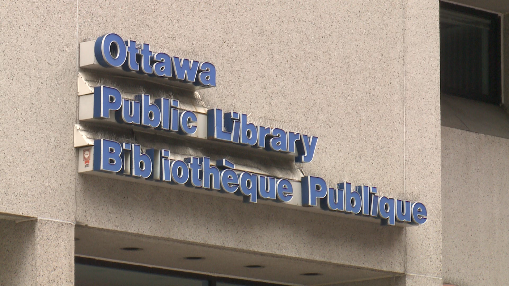 Ottawa Public Library, Main Branch