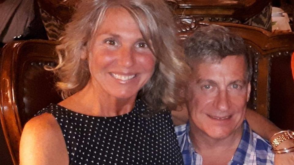 Kenneth and Kerri Weber