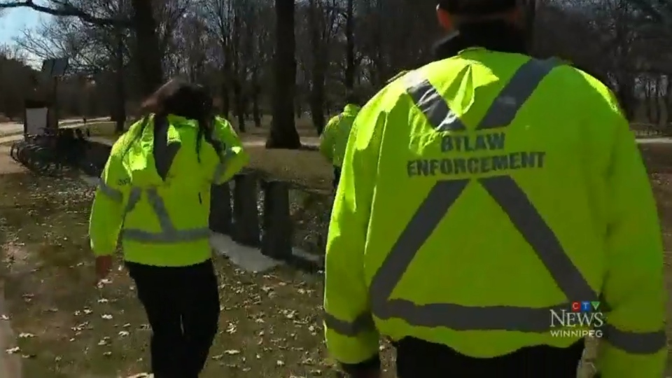 Bylaw Enforcement Officers