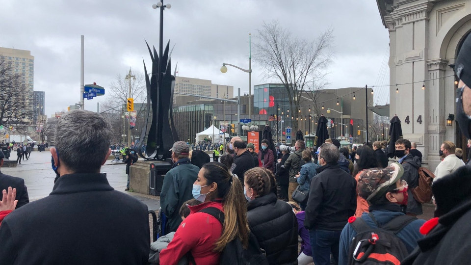 Remembrance Day Ottawa 2020
