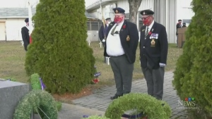 Remembrance Day across northeastern Ontario