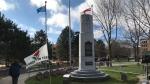 Waterloo Cenotaph