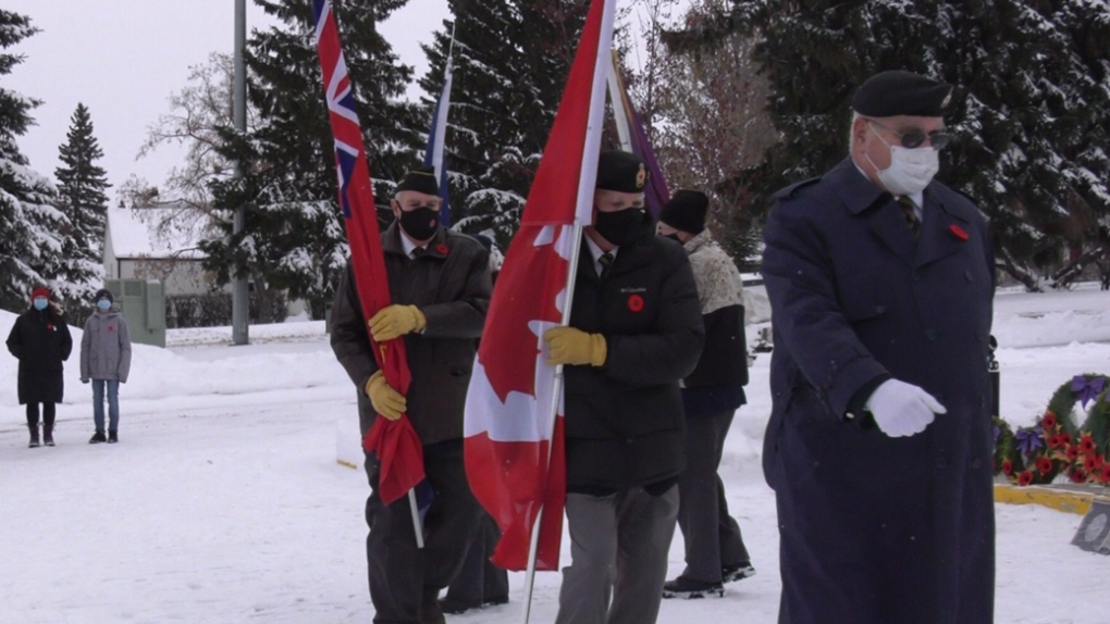 prince albert remembrance day
