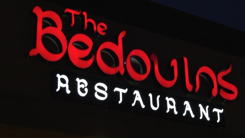 The Bedouins restaurant