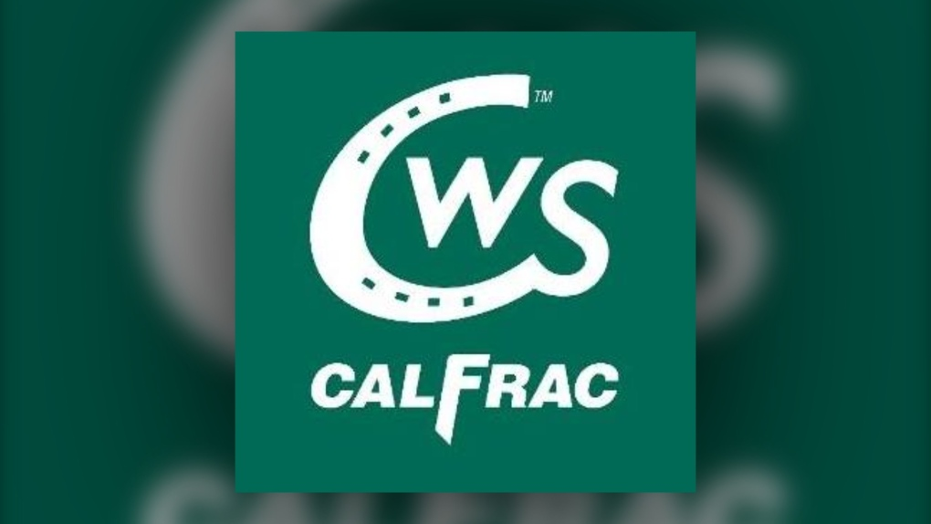Calfrac Well Services, logo,