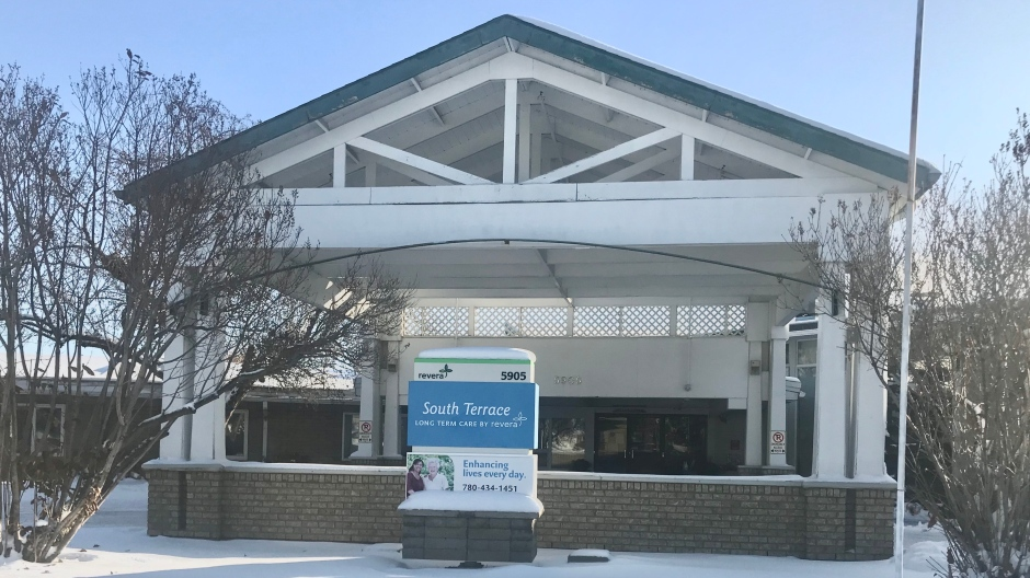 More than 200 people have tested positive since the COVID-19 outbreak at South Terrace began in October. (File photo)