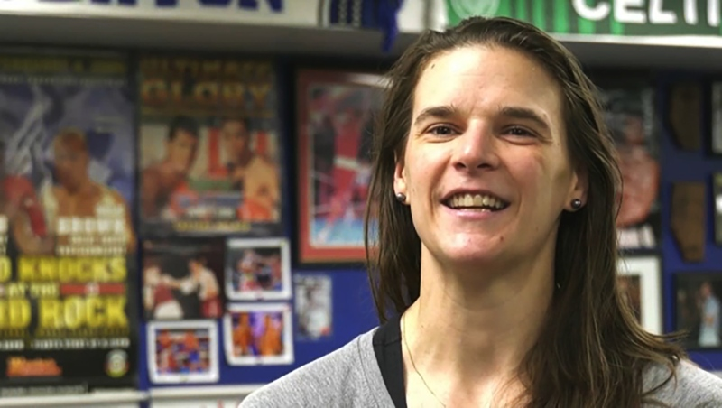 Calgary boxer Kandi Wyatt has dreamed of being a world champion ever since she first climbed into the ring as a ten-year-old