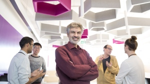 Google is re-upping its investment in Mila and its director Yoshua Bengio, who the tech giant sees as a global leader in artificial intelligence (AI) research. SOURCE: Maryse Boyce, Mila