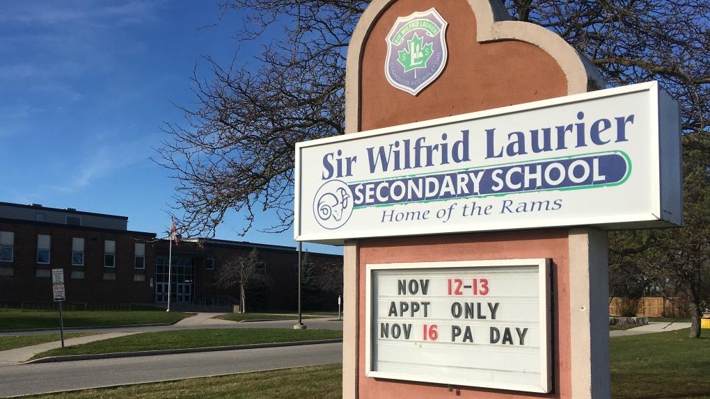 Sir Wilfrid Laurier Secondary School