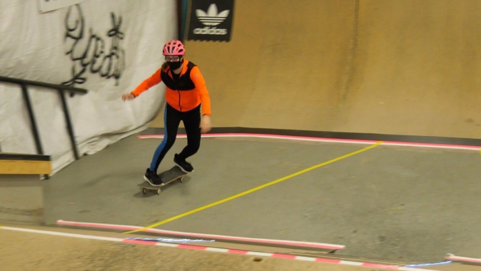 calgary, skateboard, visually impaired, skatepark