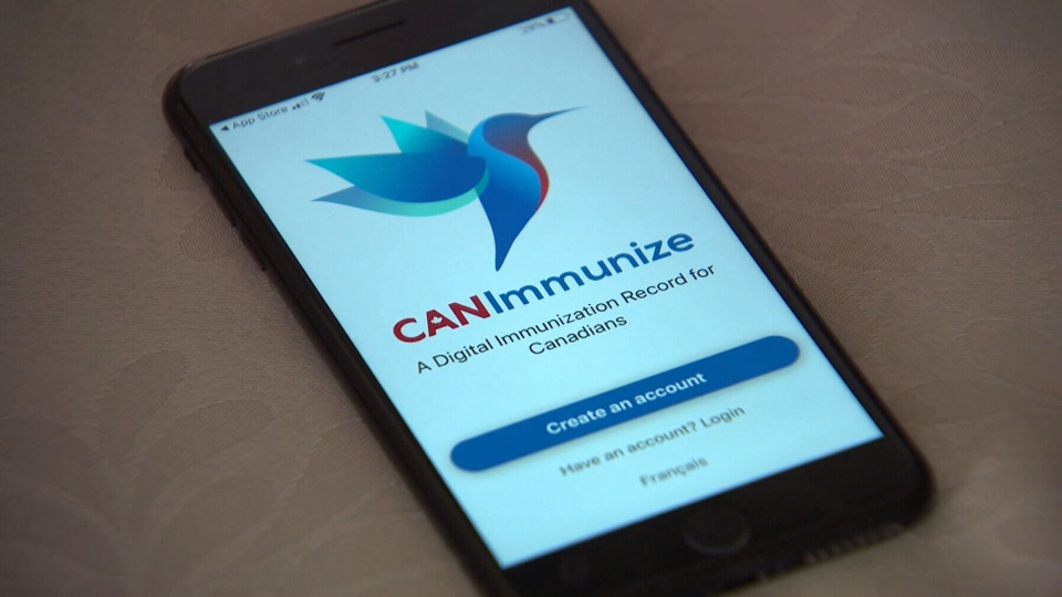 Scientists Study App As Possible Way To Track Covid 19 Vaccine Safety Ctv News
