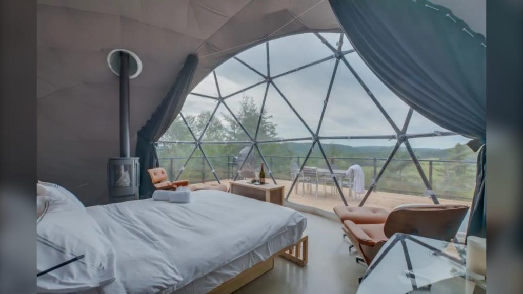 Lux dome