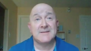 Founder of 'legs4africa' Tom Williams