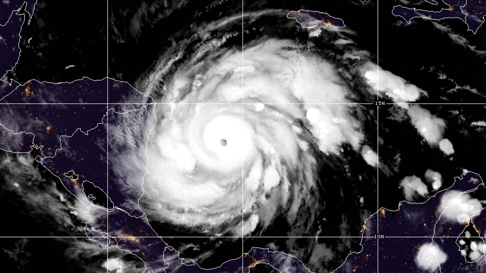 Hurricane Iota is expected to become a Category 4 storm as it barrels toward Central America