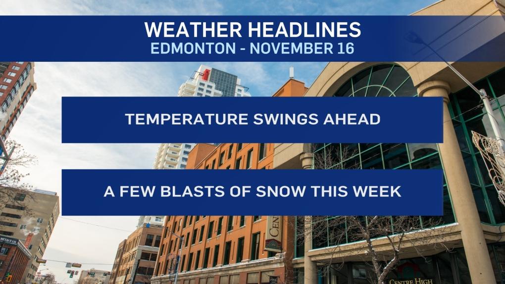 Nov. 16 weather headlines