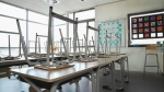classroom, school