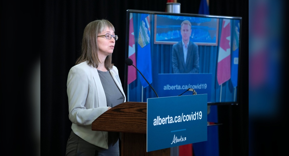 Hinshaw Says Alberta Is In Second Wave As She Reports Record Breaking 20 Covid 19 Deaths Ctv News