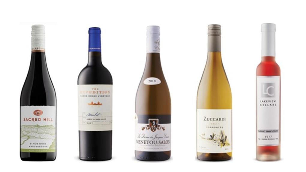 Natalie MacLean's Wines of the Week - Nov. 9, 2020
