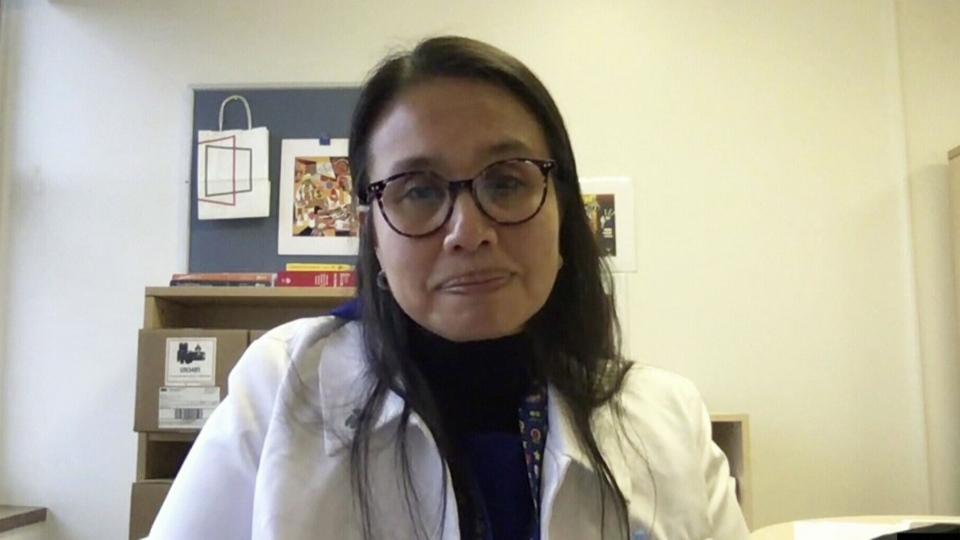 Dr. Caroline Quach