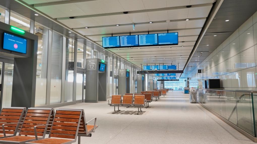 New union bus terminal