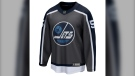 The NHL has released its new Reverse Retro jerseys for all 31 teams, including a modern twist on a classic Winnipeg Jets look. (Source: TrueNorthShop.com)