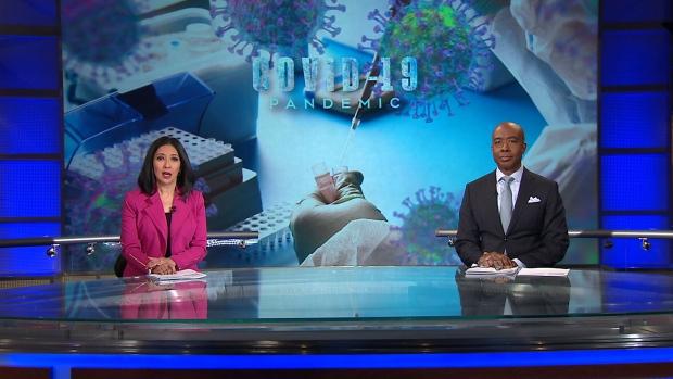 CTV News Toronto at Six for Monday, November 16, 2020 ...