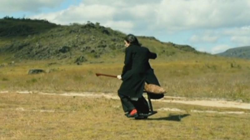 harry potter motorized broomstick