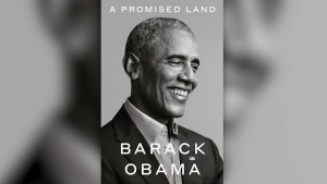 Obama releases presidential memoir