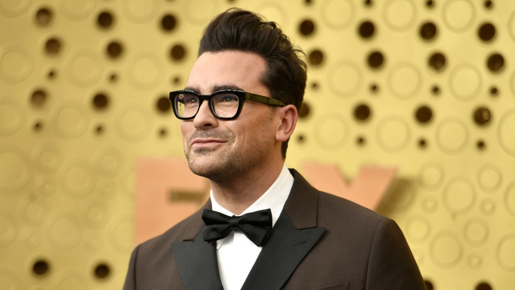 Dan Levy Makes His Debut in People's Sexiest Man Alive 2020 Issue!